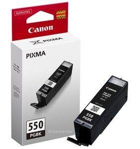 Canon Wkład atramentowy PGI550 PGBK | iP7250/MG5450/MG6350