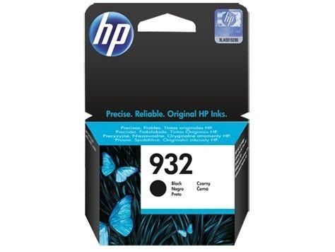 HP Wkład atramentowy HP 932 black