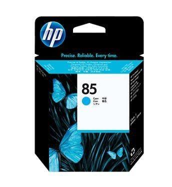 HP 85 cyan (głowica drukująca, designjet 30/30gp/30n/130/130gp/130nr)