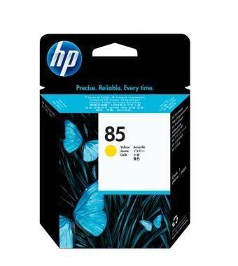 HP 85 yellow (głowica drukująca, designjet 30/30gp/30n/130/130gp/130nr)