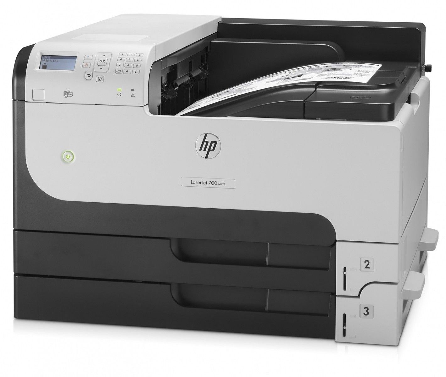 HP LaserJet Enterprise 700 M712dn (A3)