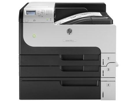 HP LaserJet Enterprise 700 M712xh (A3)