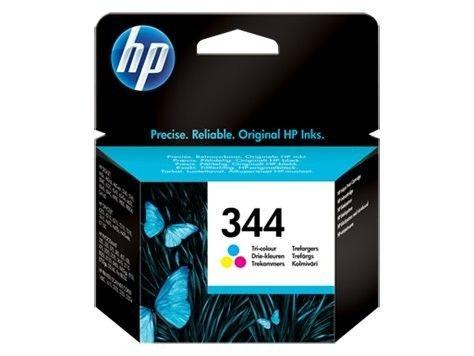 HP Głowica drukująca HP 344 tri-colour Vivera | 14ml | PS325/375/8150,DJ5740/654