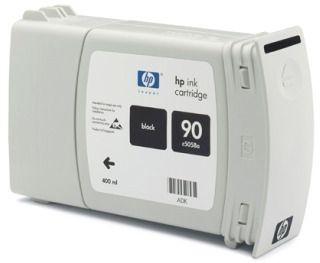 HP 90 Black (wkład atramentowy, 400ml)