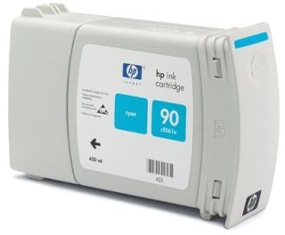 HP 90 Cyan (wkład atramentowy, 225ml)