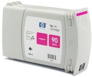 HP 90 Magenta (wkład atramentowy, 400ml)