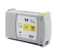 HP 90 Yellow Multipack (wkład atramentowy, 3x400ml)