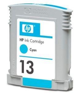 HP 13 Cyan (wkład atramentowy, 14ml)