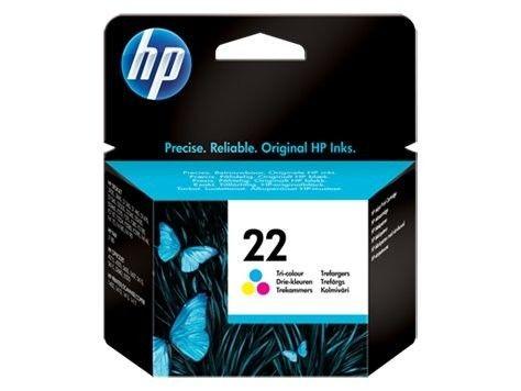 HP 22 kolor (wkład drukujący, 5ml, PSC 1410)