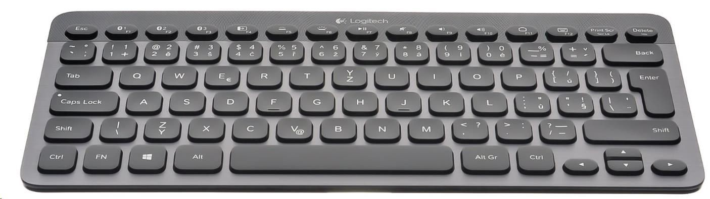 Logitech Bluetooth Ilumineted Keyboard K810