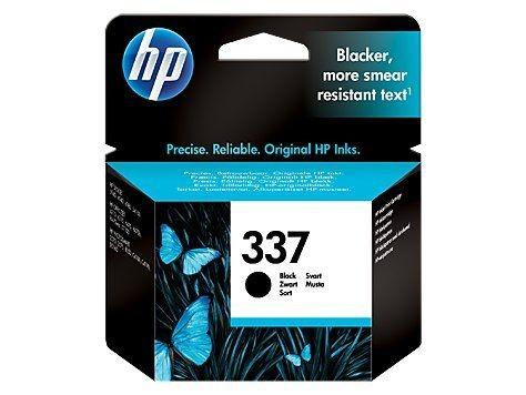 HP 337 black (wkład drukujący, 11ml)