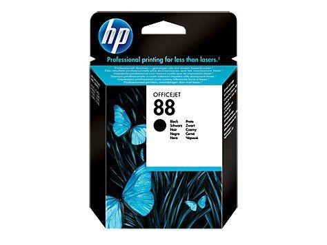 HP 88 black (wkład atramentowy, 20.5ml, OJ Pro K550/dtn/dtwn)