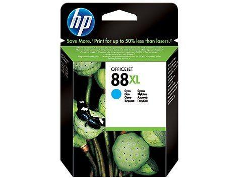 HP Tusz HP 88XL cyan Vivera | 17ml | designjet30/30gp/30n/130/130gp/130nr