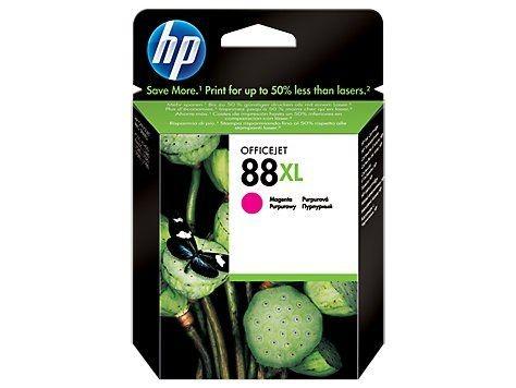 HP Tusz HP 88XL magenta Vivera | 17ml | designjet30/30gp/30n/130/130gp/130nr