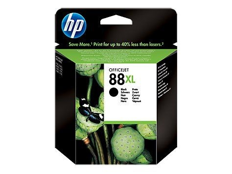 HP Tusz HP 88XL black Vivera | 58.5ml | designjet30/30gp/30n/130/130gp/130nr