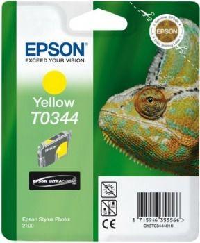 Epson T034440 yellow (wkład atramentowy, Stylus Photo 2100)