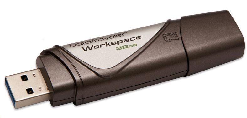 Kingston 32GB USB3 DataTraveler Workspace - Certified for Windows To Go