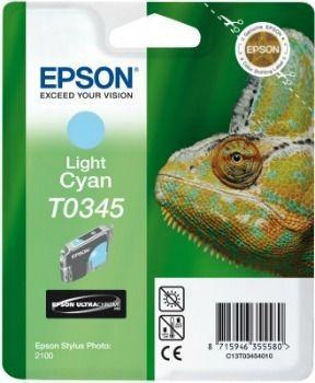 Epson T034540 light cyan (wkład atramentowy, Stylus Photo 2100)