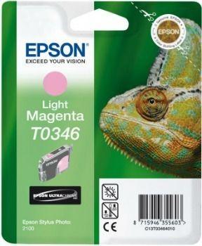 Epson T034640 light magenta (wkład atramentowy, Stylus Photo 2100)