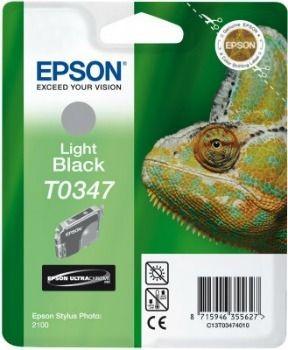 Epson T034740 czarny light (wkład atramentowy, Stylus Photo 2100)