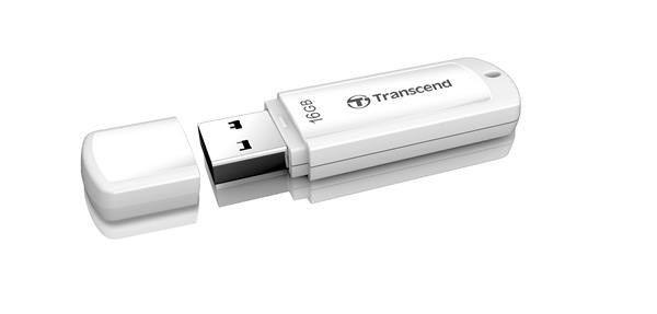 Transcend Jetflash 370 16GB (biały)