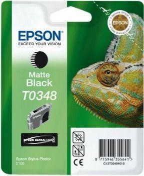 Epson T034840 czarny matte (wkład atramentowy, Stylus Photo 2100)