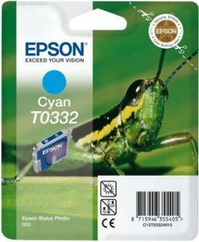 Epson T033240 cyan (wkład atramentowy, Photo 950)