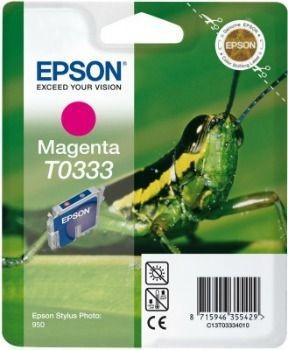 Epson T033340 magenta (wkład atramentowy, Photo 950)