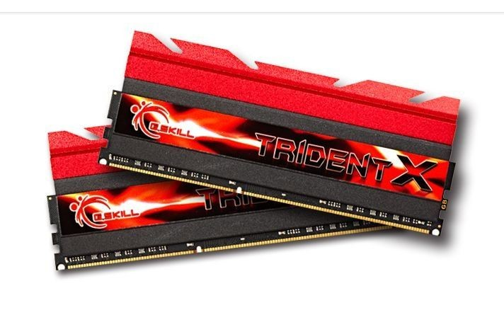 GSkill TridentX DDR3 2x8GB 2133MHz CL9