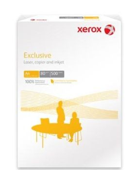 Xerox Papier Exclusive | A4 | 80g | 500ark