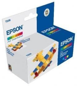 Epson T03904A kolor (wkład atramentowy, C43SX, C43UX)