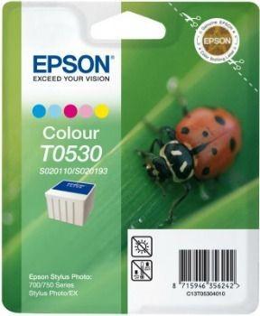 Epson T053040 kolor (wkład atramentowy, Stylus Photo / Photo 700 / Photo EX)