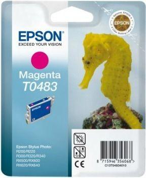 Epson T048340 magenta (wkład atramentowy, R300, RX500)