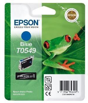 Epson T054940 blue (wkład atramentowy, Stylus Photo R800)