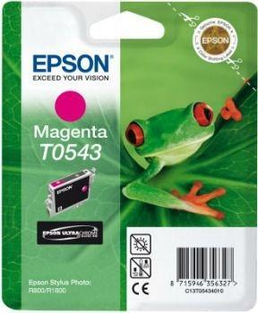 Epson T054340 magenta (wkład atramentowy, Stylus Photo R800)