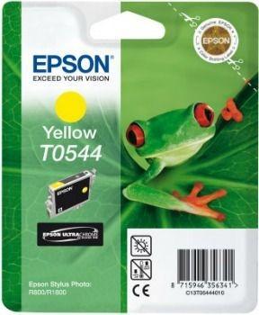 Epson T054440 yellow (wkład atramentowy, Stylus Photo R800)