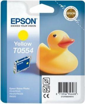 Epson T055440 yellow (wkład atramentowy, Stylus Photo RX420/425)
