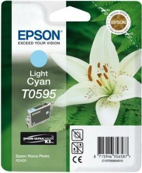 Epson T059540 light cyan (wkład atramentowy, Stylus Photo R2400)