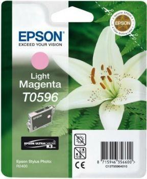 Epson T059640 light magenta (wkład atramentowy, Stylus Photo R2400)