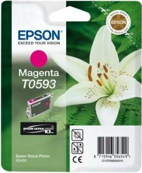 Epson T059340 magenta (wkład atramentowy, Stylus Photo R2400)