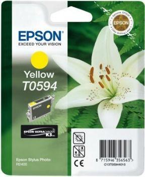 Epson T059440 yellow (wkład atramentowy, Stylus Photo R2400)
