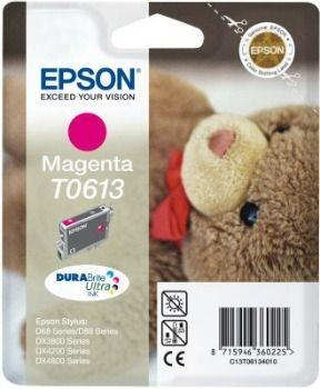 Epson T061340 magenta DURABrite (wkład atramentowy, DX3850/DX4850)