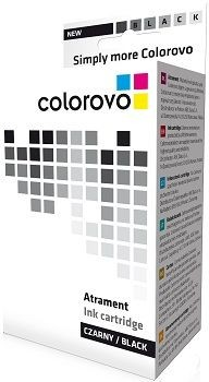 Colorovo atrament 1240-BK Black (16ml, Brother LC1240BK)
