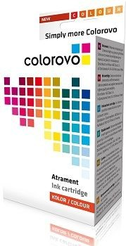 Colorovo atrament 1280-Y Yellow (19ml, Brother LC1280Y)
