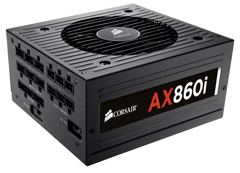 Corsair zasilacz AX860i Digital ATX 80PLUS Platinum 860W (modularny)