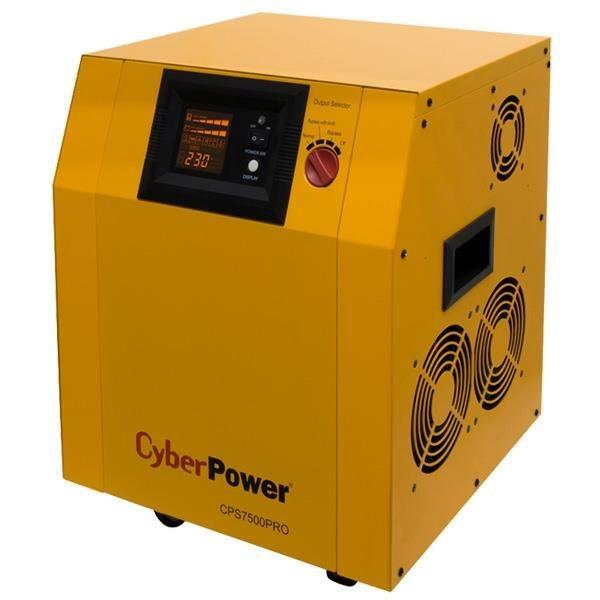 CyberPower EPS CPS7500PRO (2xschuko + terminal)