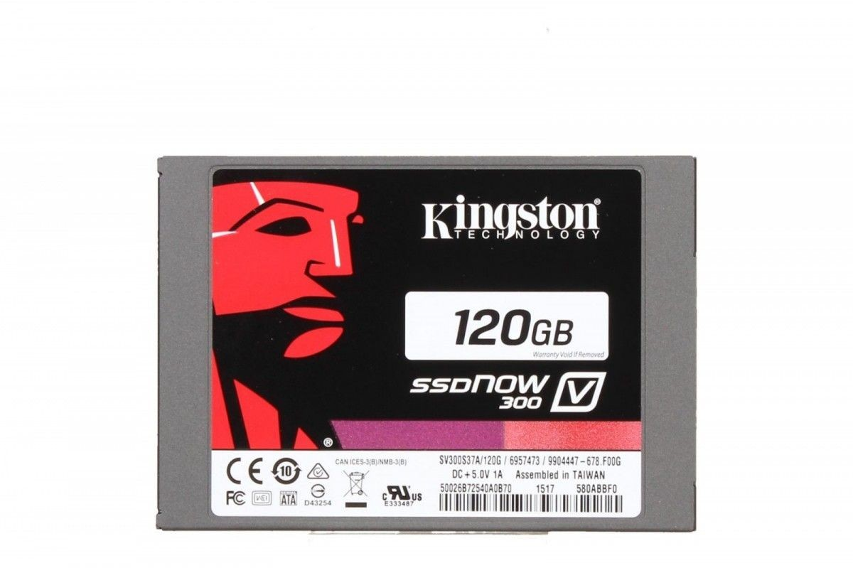 Kingston DYSK SSD Kingston 120GB V300 SATA3 SV300S3B7A/120G 7mm Bundle Kit / Kingston