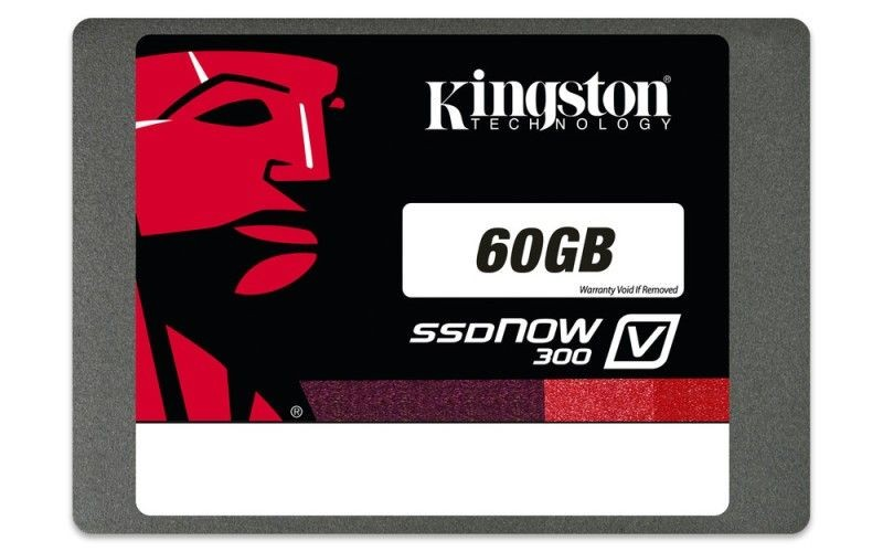 Kingston SSDNow 60GB V300 Sata3 6,4cm 7mm height