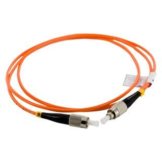 4World Optics Patchcord (FC/UPC-FC/UPC, SX MM, G652D, 1m)