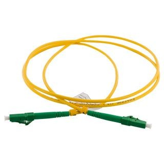 4World Optics Patchcord (LC/APC-LC/APC, SX SM, G652D, 1m)